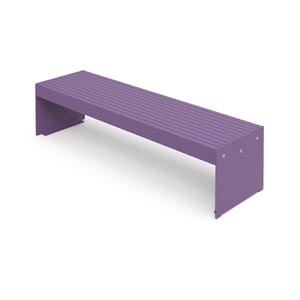 Lena PM Flat Bench by City Design